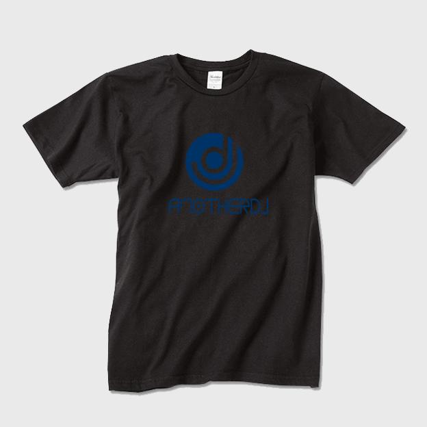 2016秋モデル『ブラック』anotherDJ Lサイズ Tシャツ - 画像1
