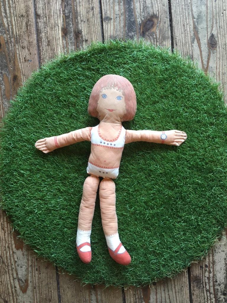 girl soft doll