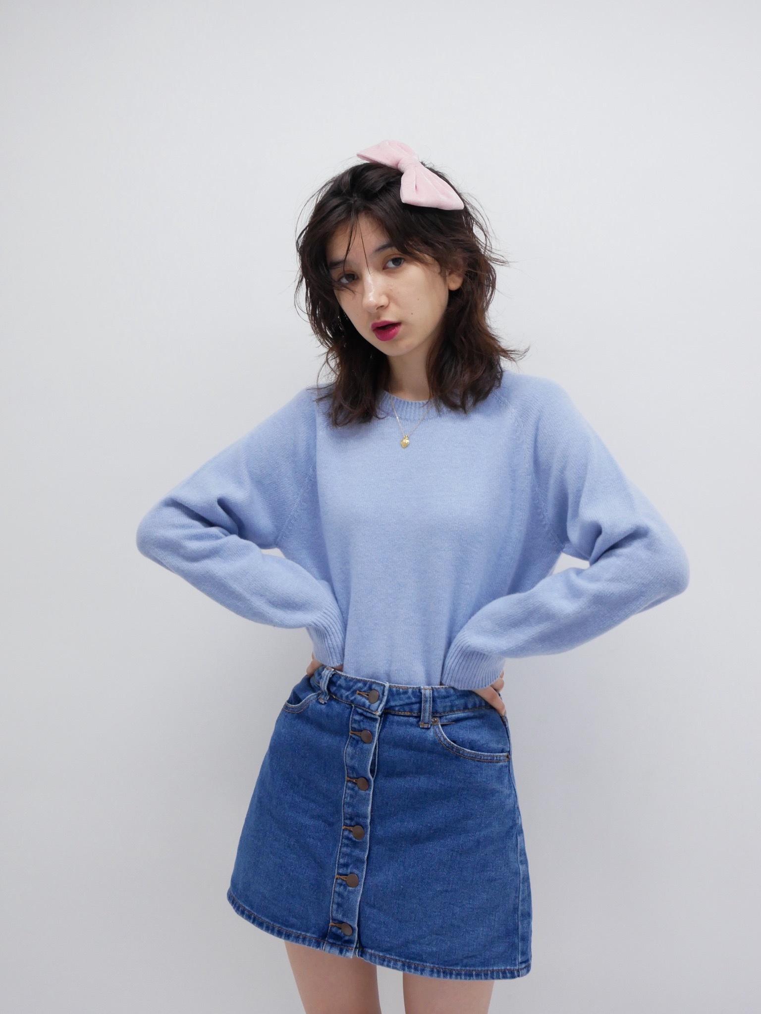 cashmere knit
