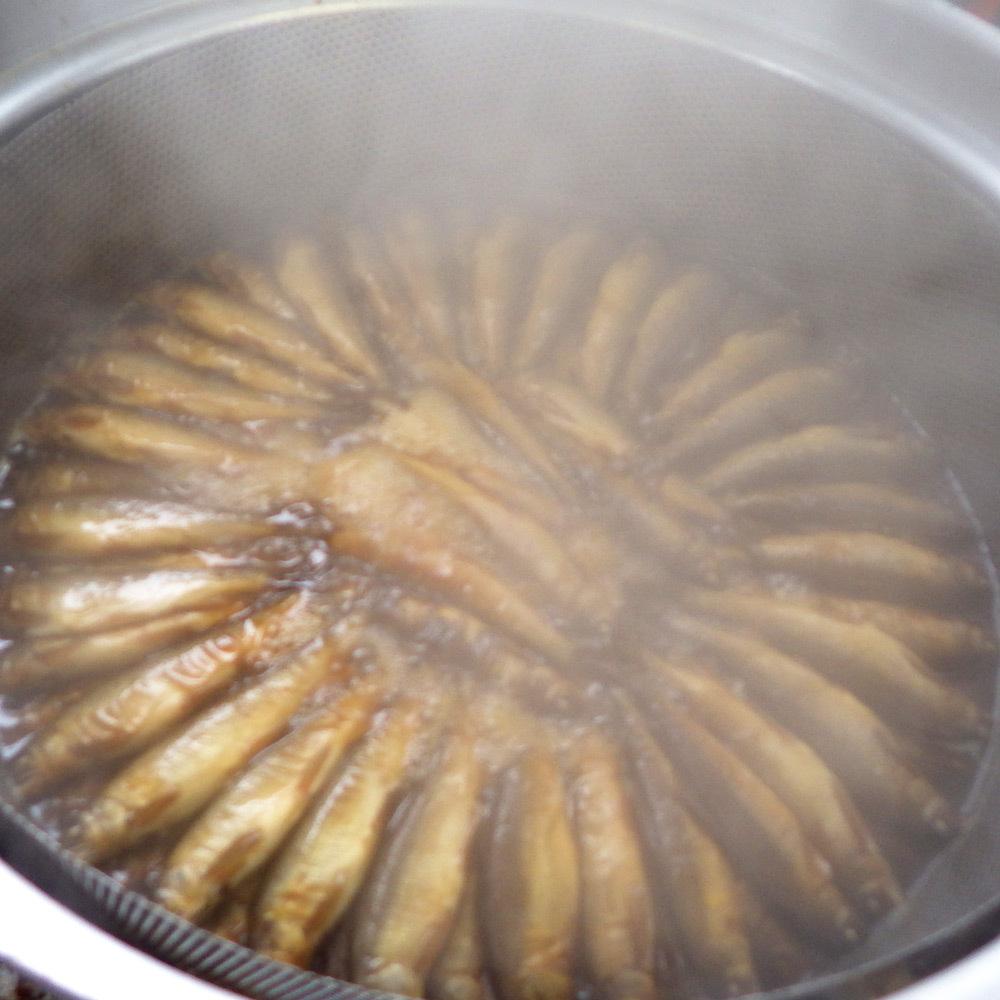 美山甘露煮セット4種