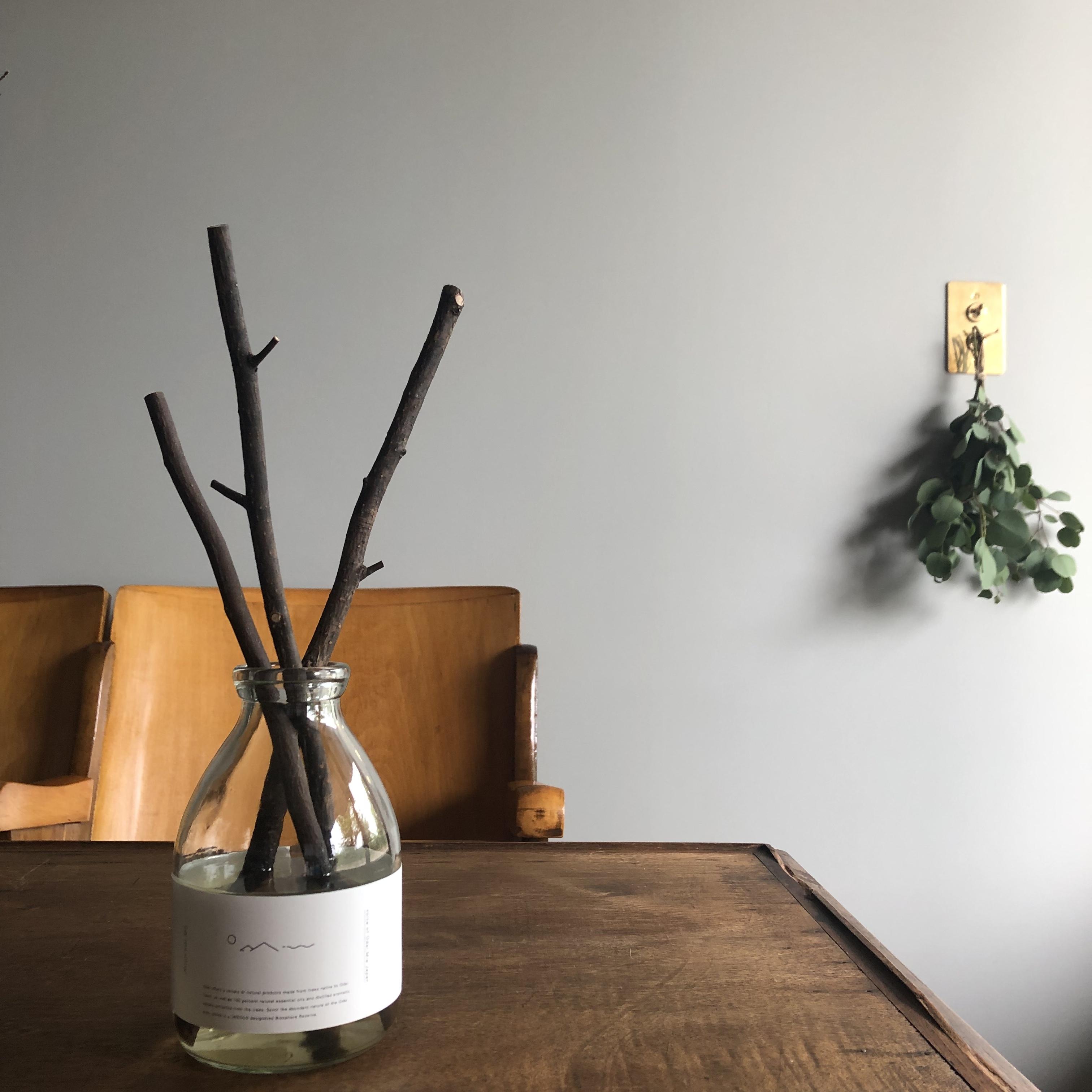 リードディフューザーセット (広葉樹の枝)