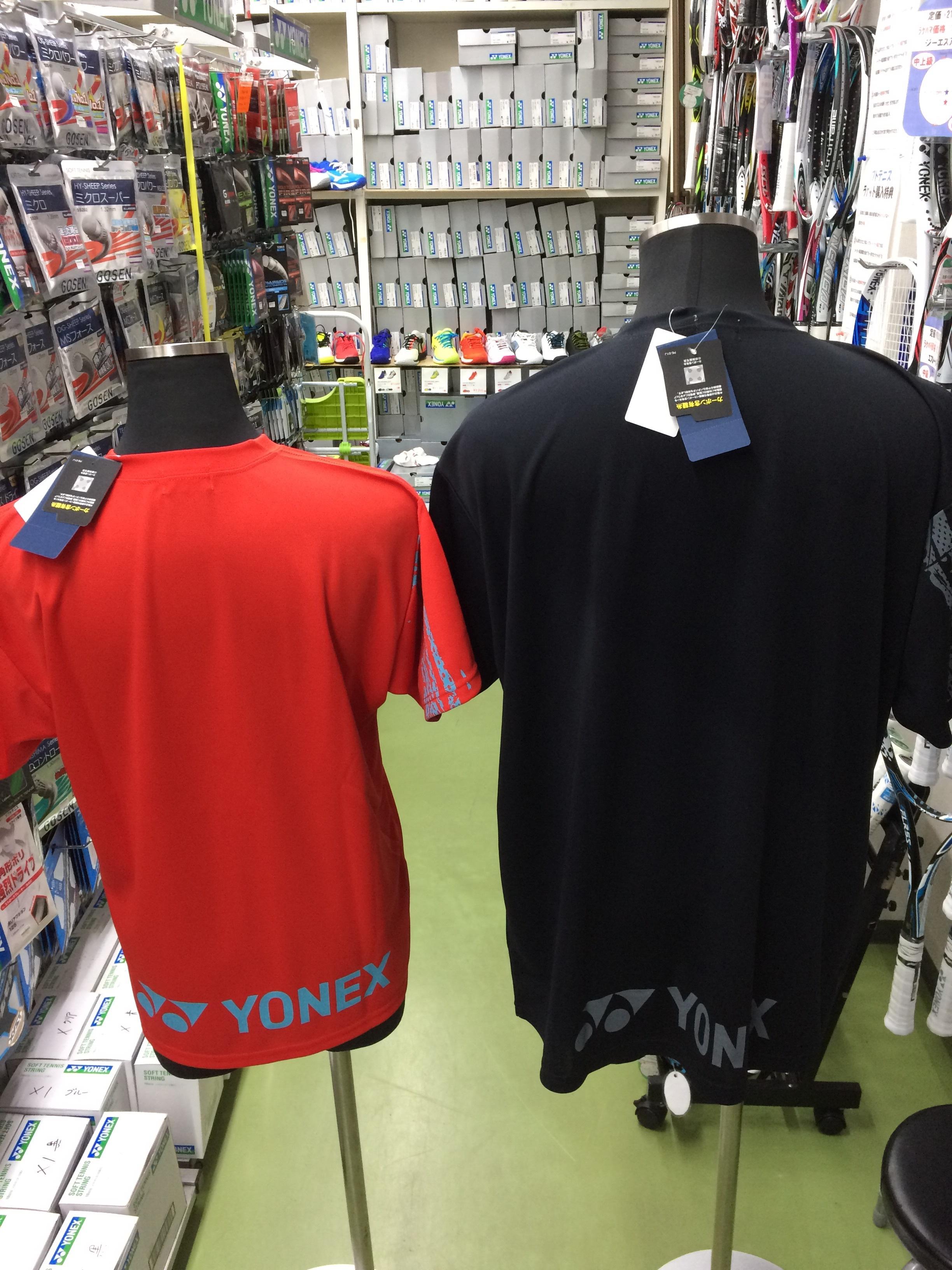 ヨネックス ユニドライTシャツ YOB17011 - 画像2