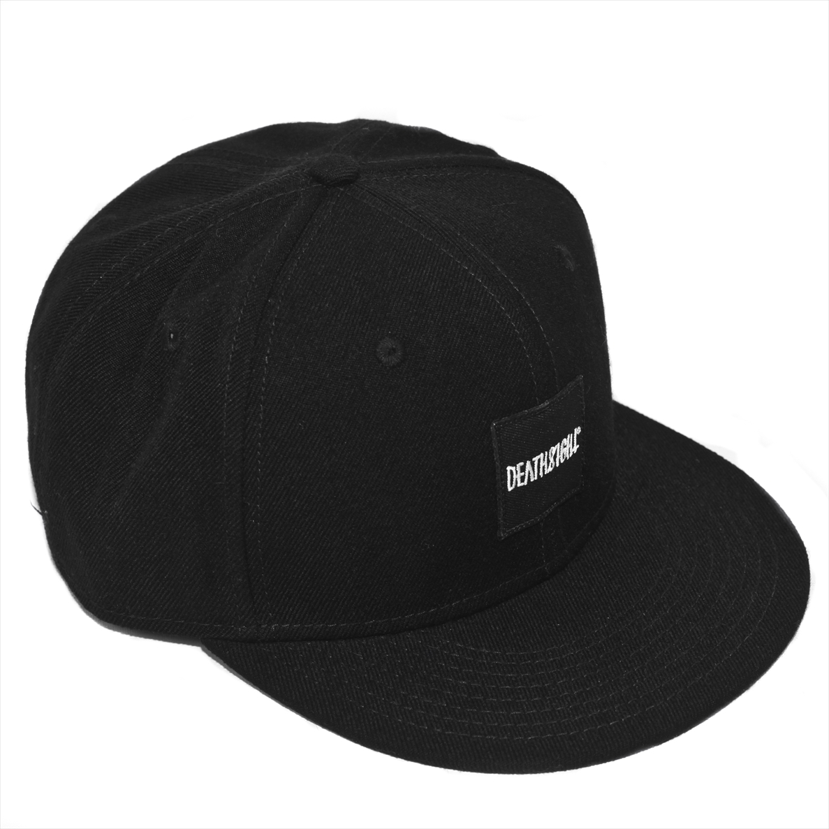 BOX LOGO CAP BLACK - 画像1