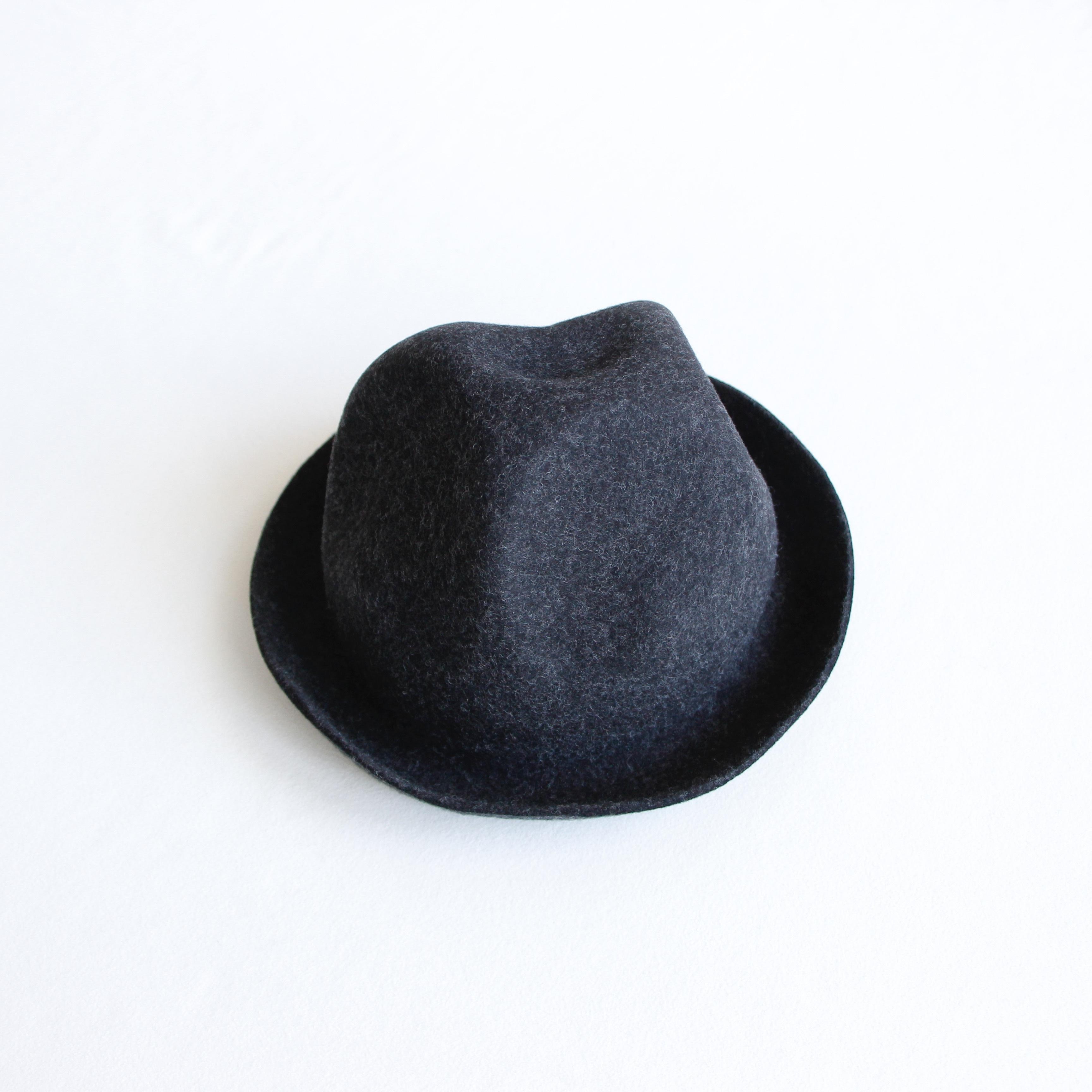 《MOUNTEN. 2020AW》mountain hat / charcoal