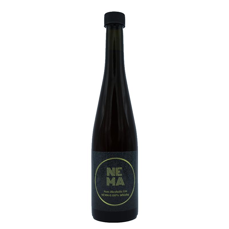 ノンアルコールジン・ネマ 0.00%『ウイスキー』