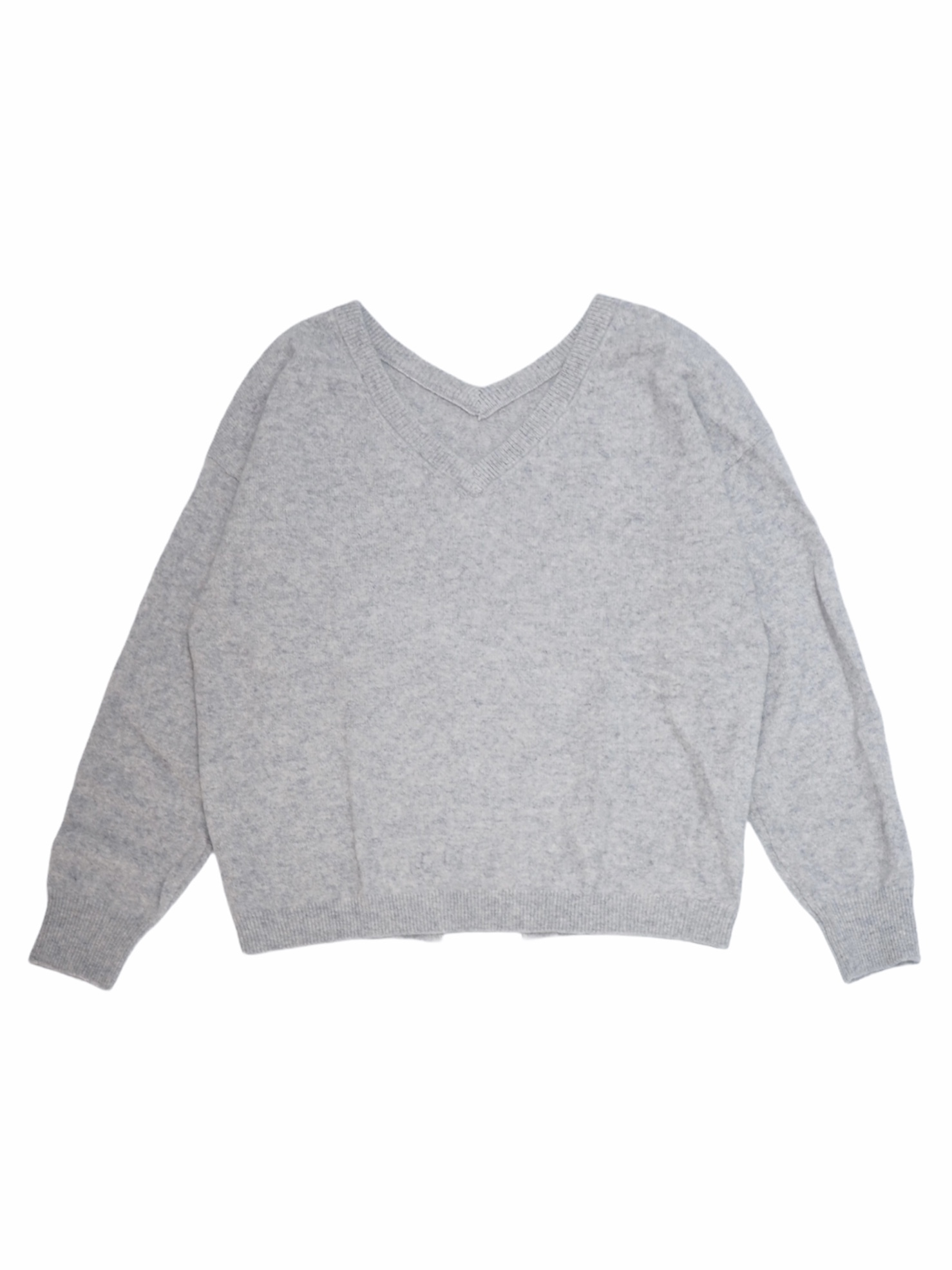 【LILLY LYNQUE】WOOL V NECK KNIT