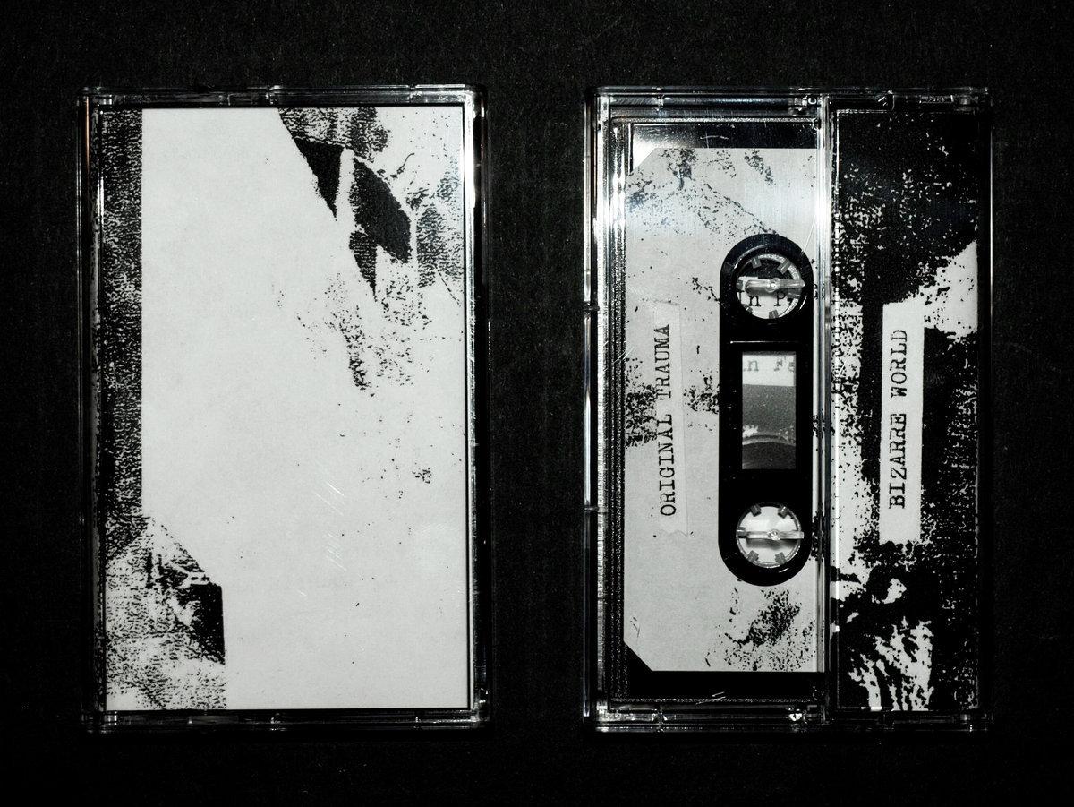 ORIGINAL TRAUMA - BIZARRE WORLD     Tape - 画像2