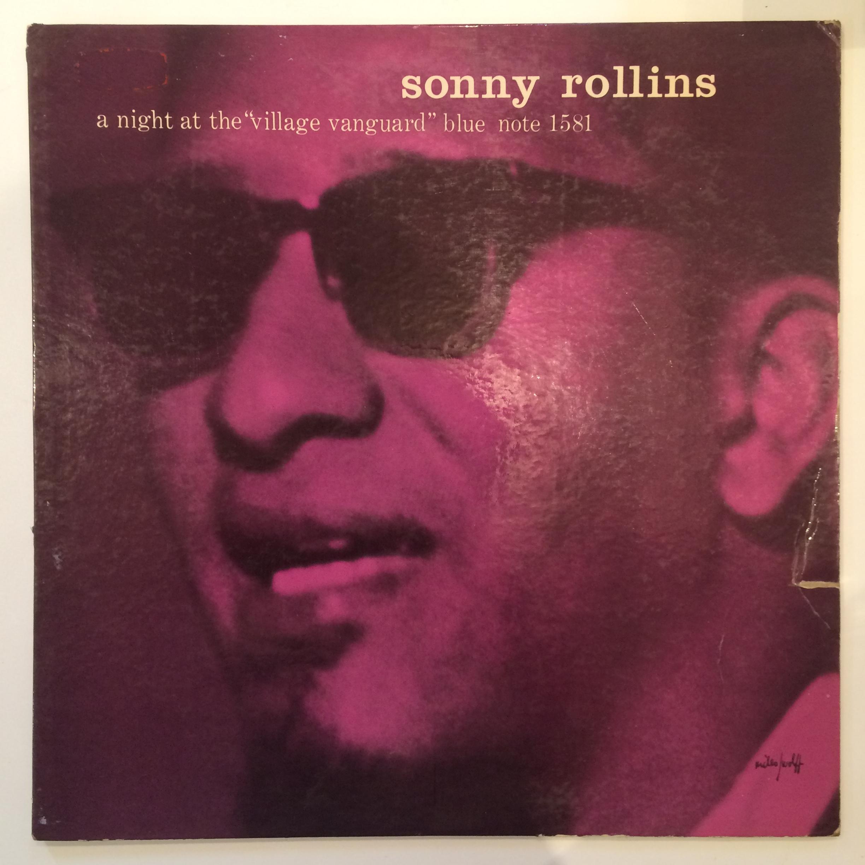 ●SONNY ROLLINS / AT THE VILLAGE VANGUARD
