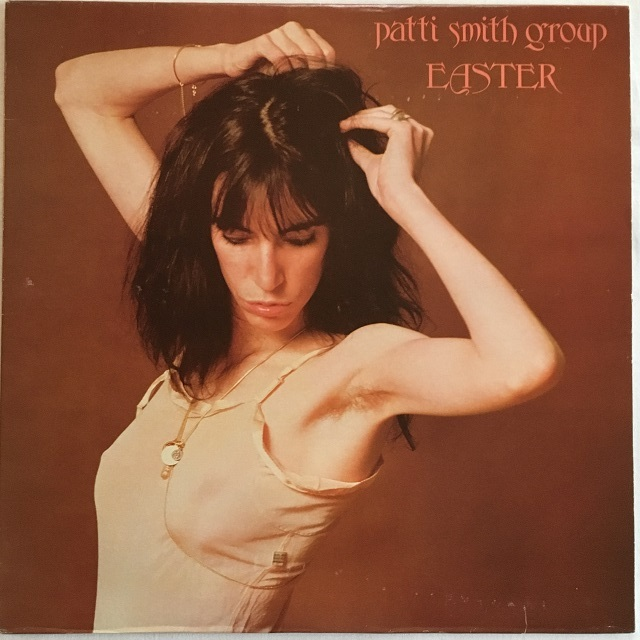 【LP・米盤】Patti Smith Group / Easter