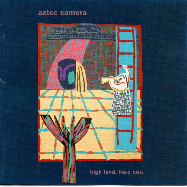 【CD・米盤】Aztec Camera / HIGH LAND, HARD RAIN