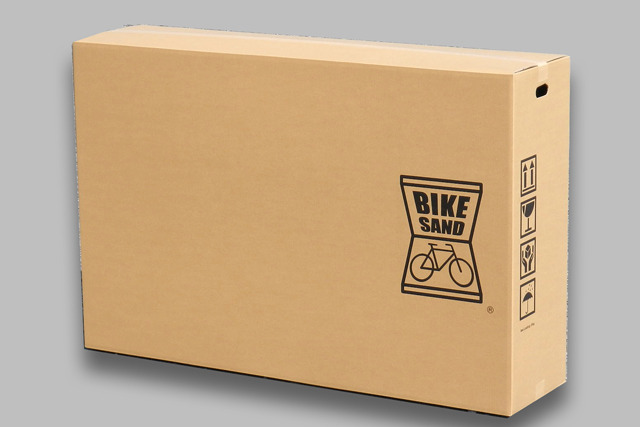 バイクサンド228収納ボックス(箱のみ)