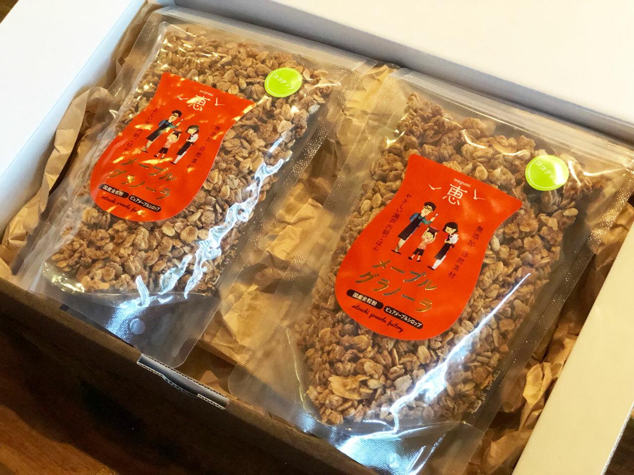 gift box (シリアルタイプ2パック対応)