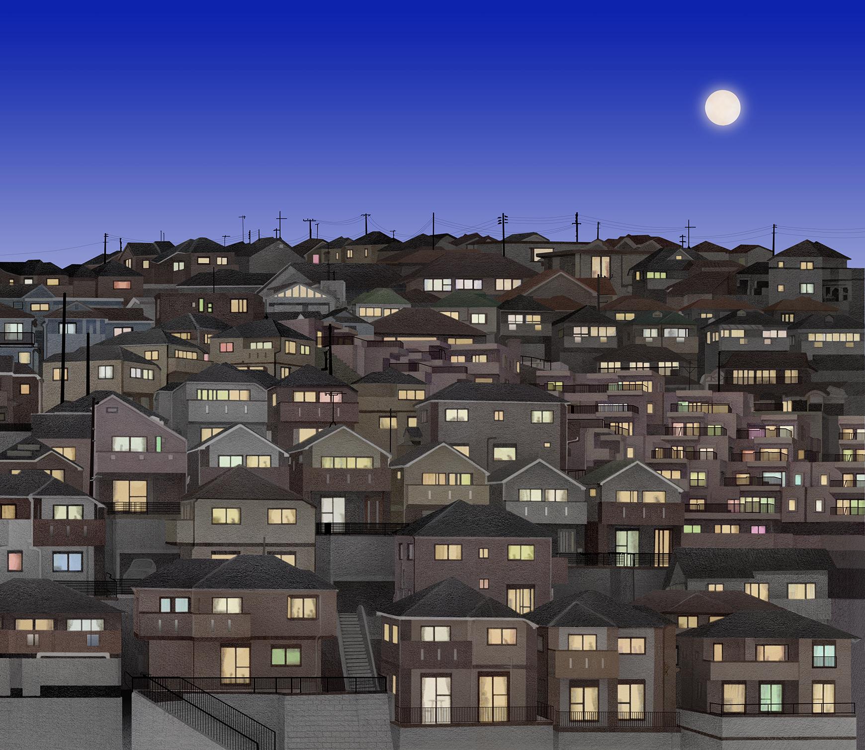 街の灯〜Town light