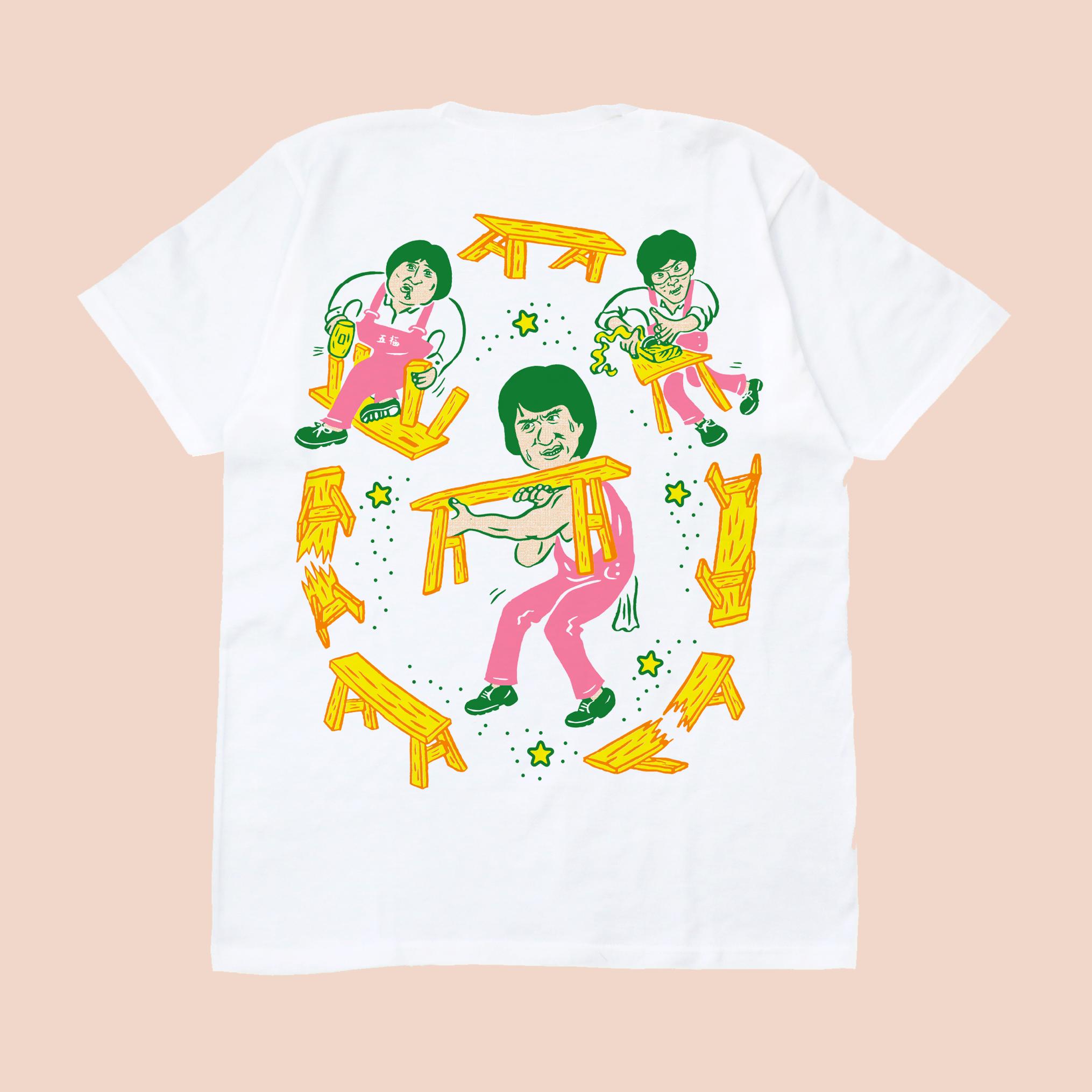 五福星椅子工房 Tシャツ