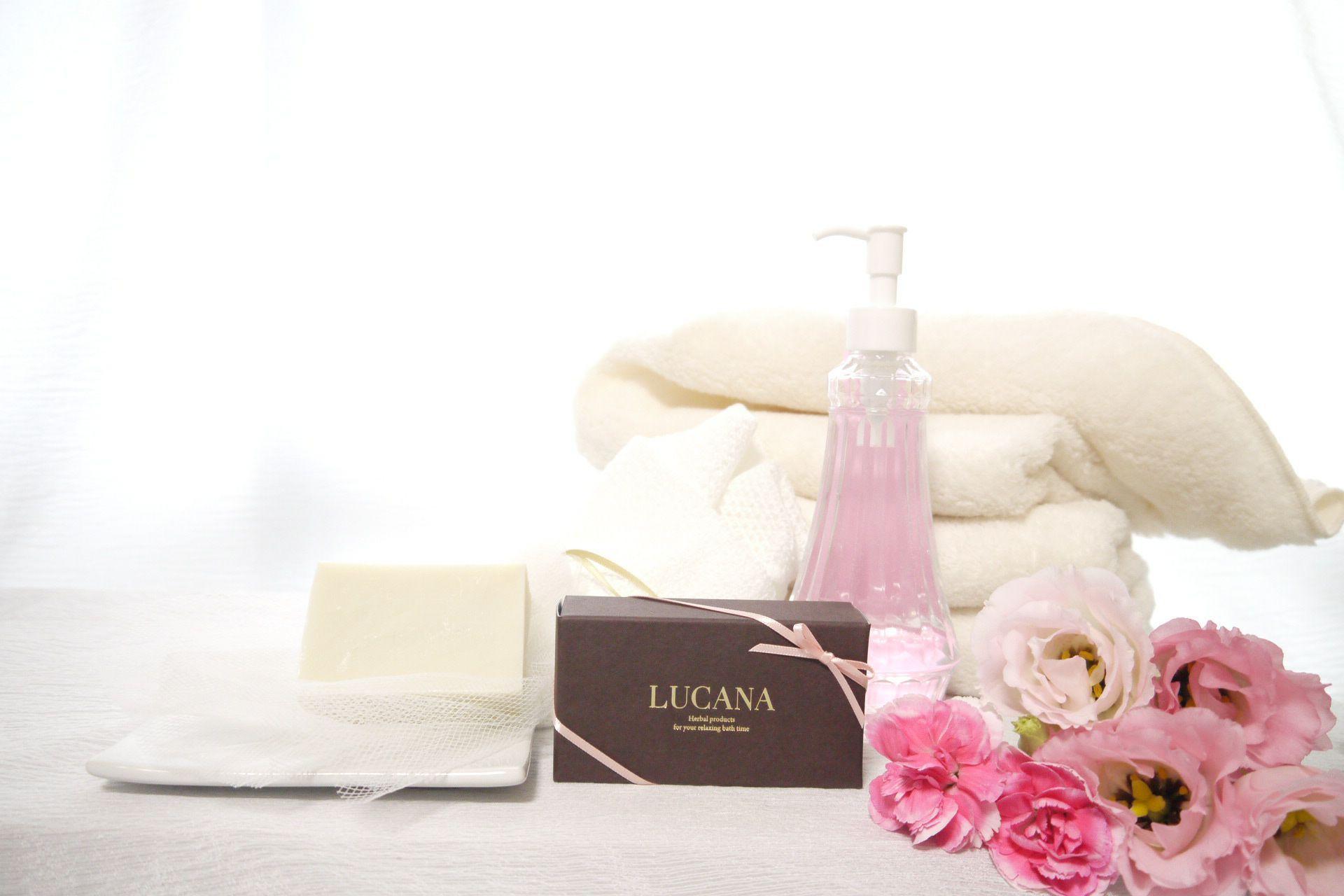 Geranium & Clary sage Soap(ゼラニウム クラリセージ ソープ)