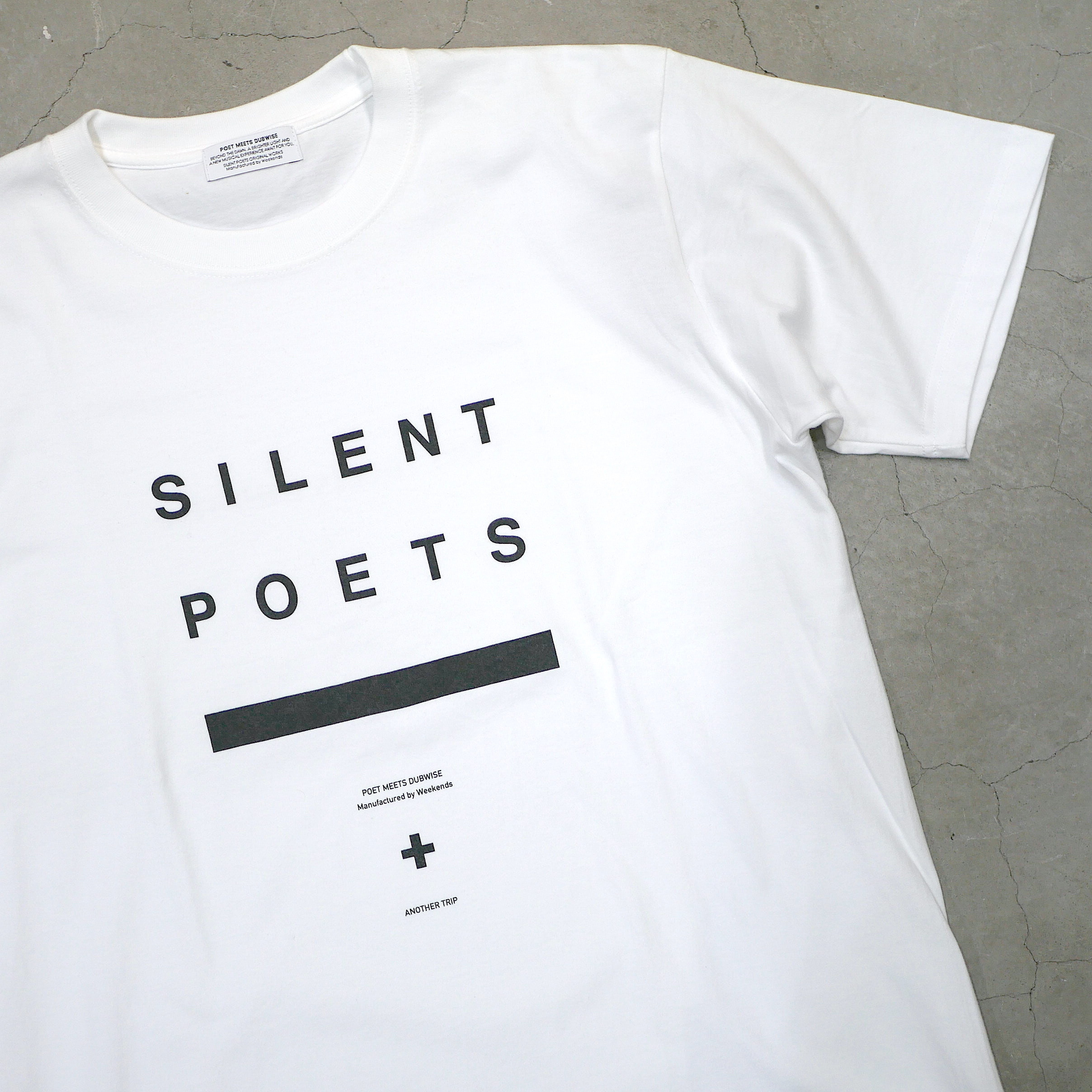 SILENT POETS / T-SHIRTS(SILENT POETS)