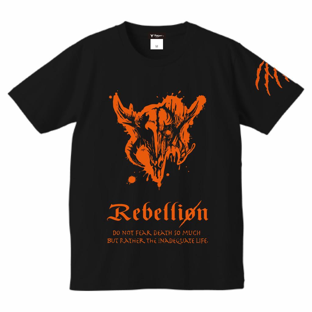【Rebellion】T-shirt