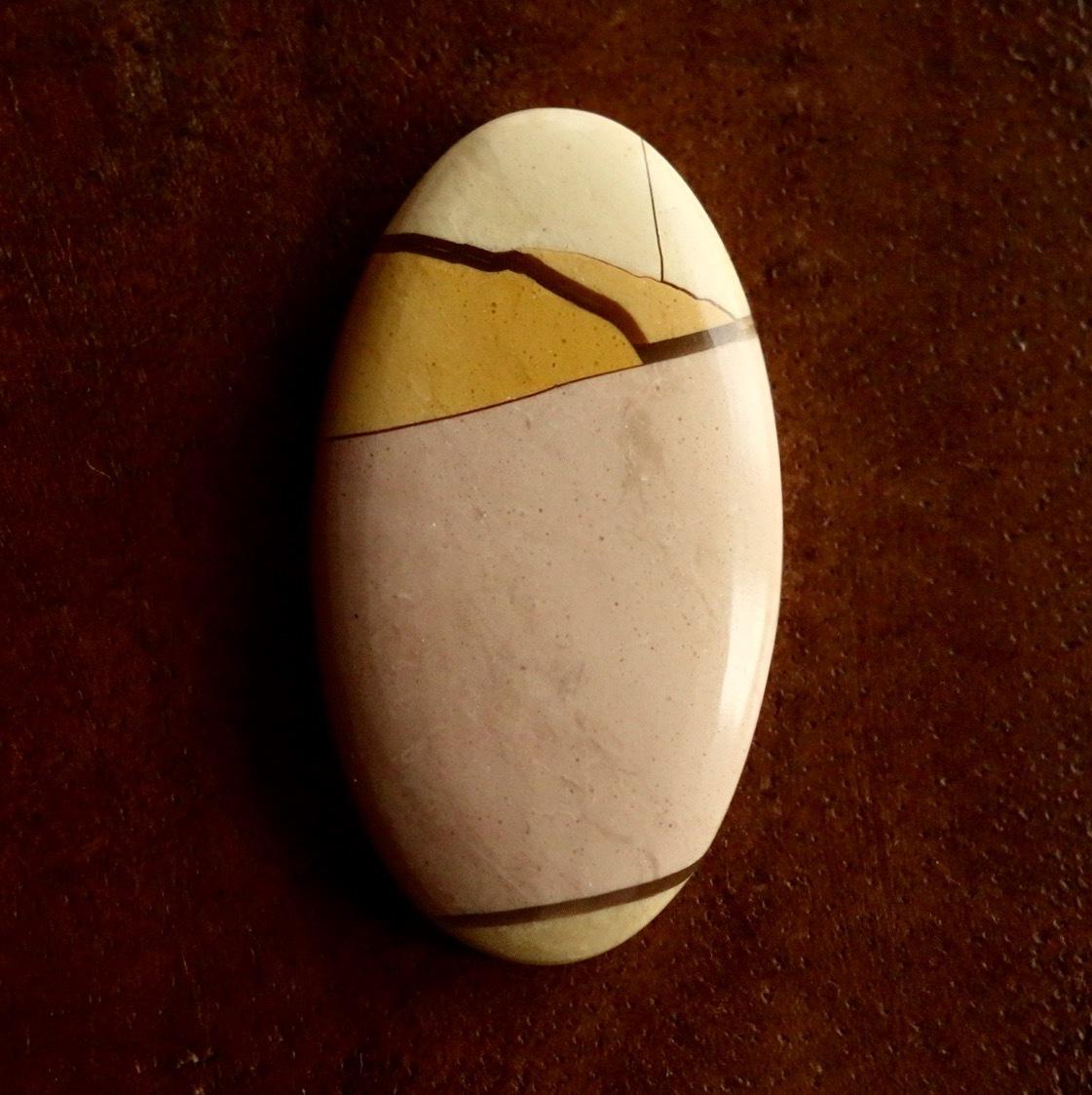 ブレシエイテッドムーアカイト 天然石ルース