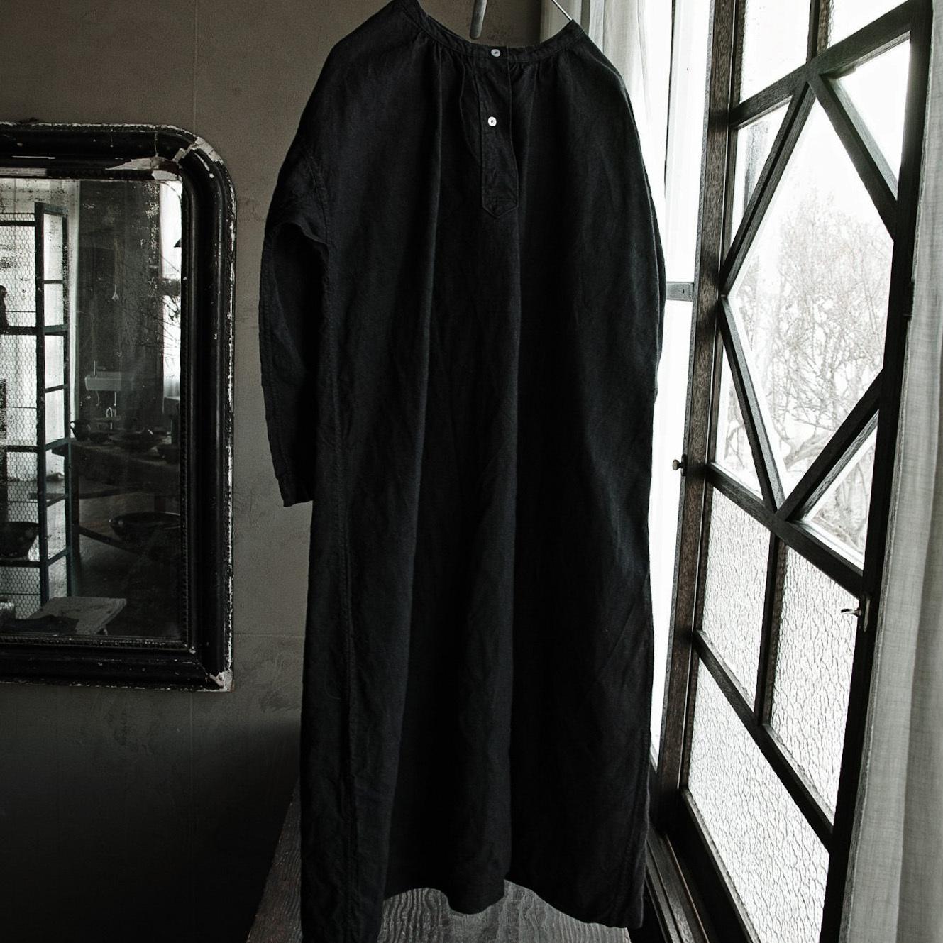 old linen smock