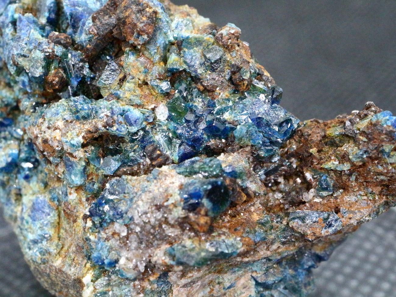 ラズライト天藍石 Lazulite カナダ産 39,8g LZL001  鉱物 天然石 パワーストーン 原石