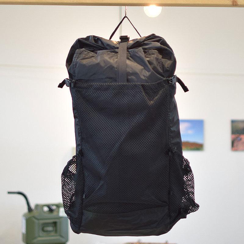 TRAIL BUM(トレイルバム)BUMMER バマー ブラック(30L)
