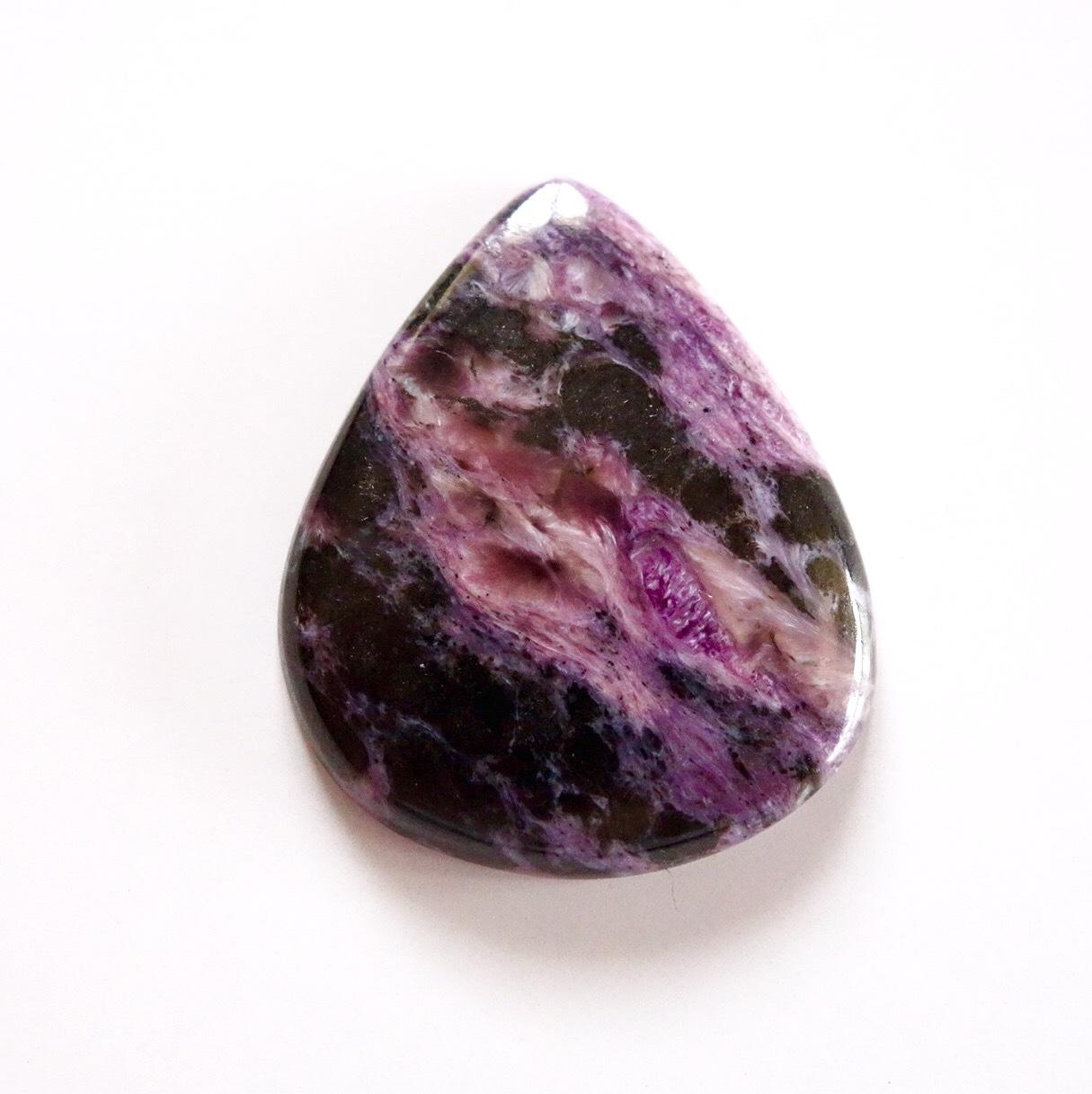 チャロアイト 天然石ルース