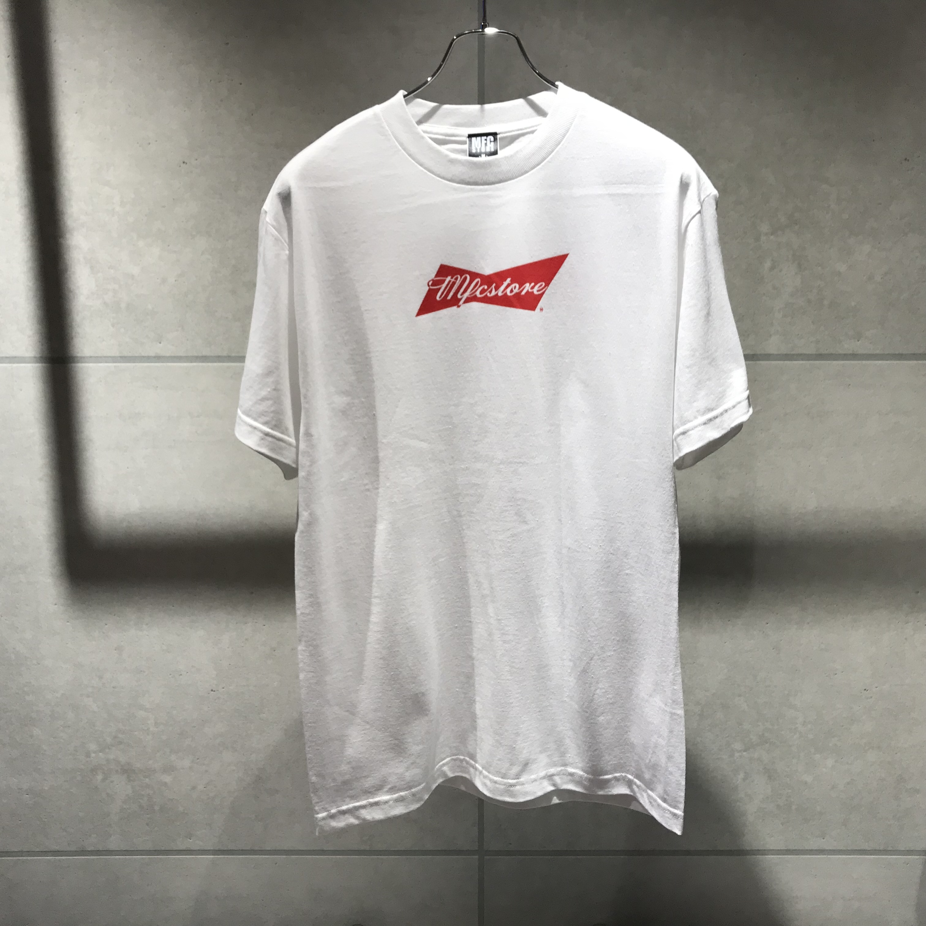 MFC STORE TYPE 6 TEE / WHITE