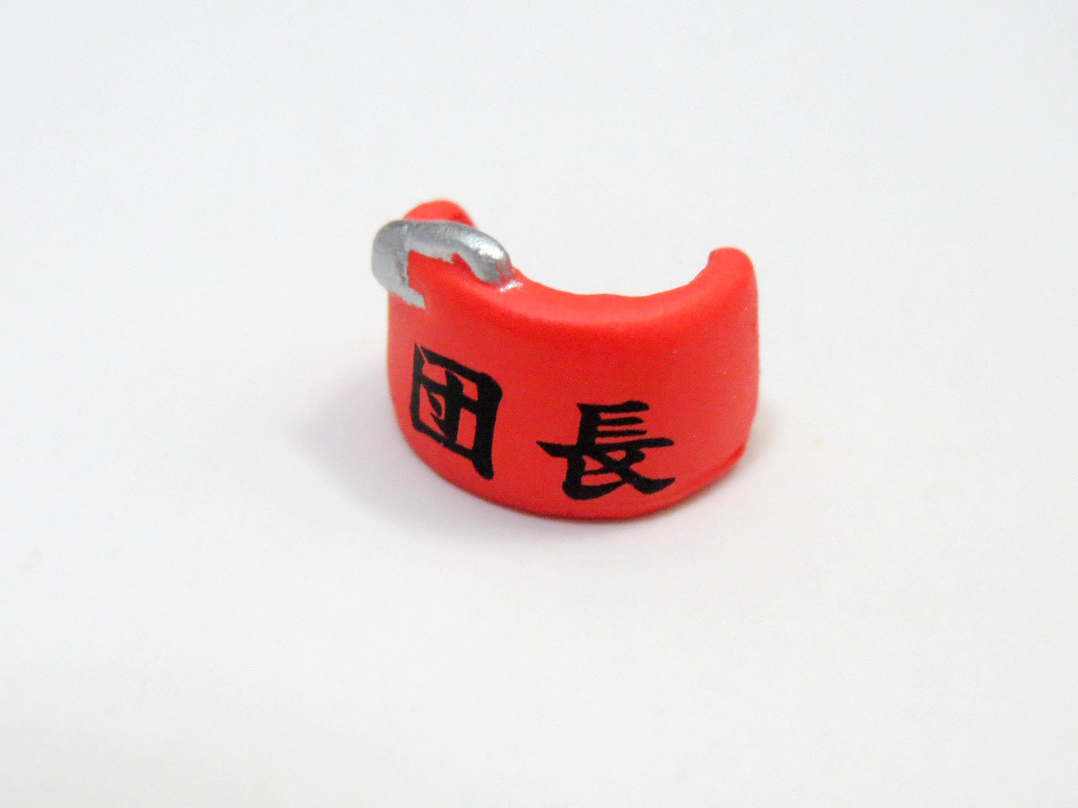 【124】 涼宮ハルヒ 消失Ver. 小物パーツ 腕章 ねんどろいど