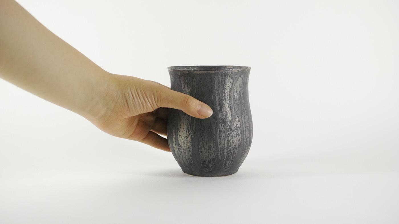 HAKUHA studio・005bt/M-size -植木鉢-