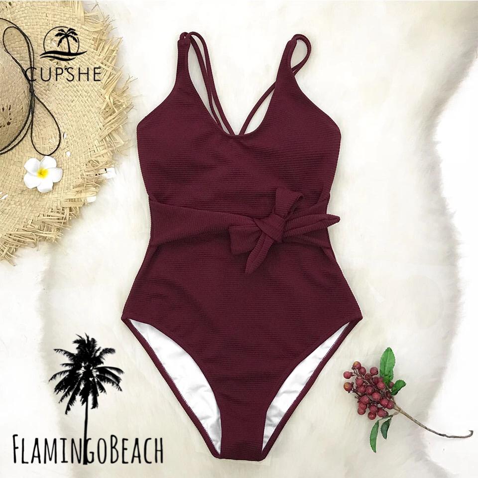【FlamingoBeach】simple monokini モノキニ