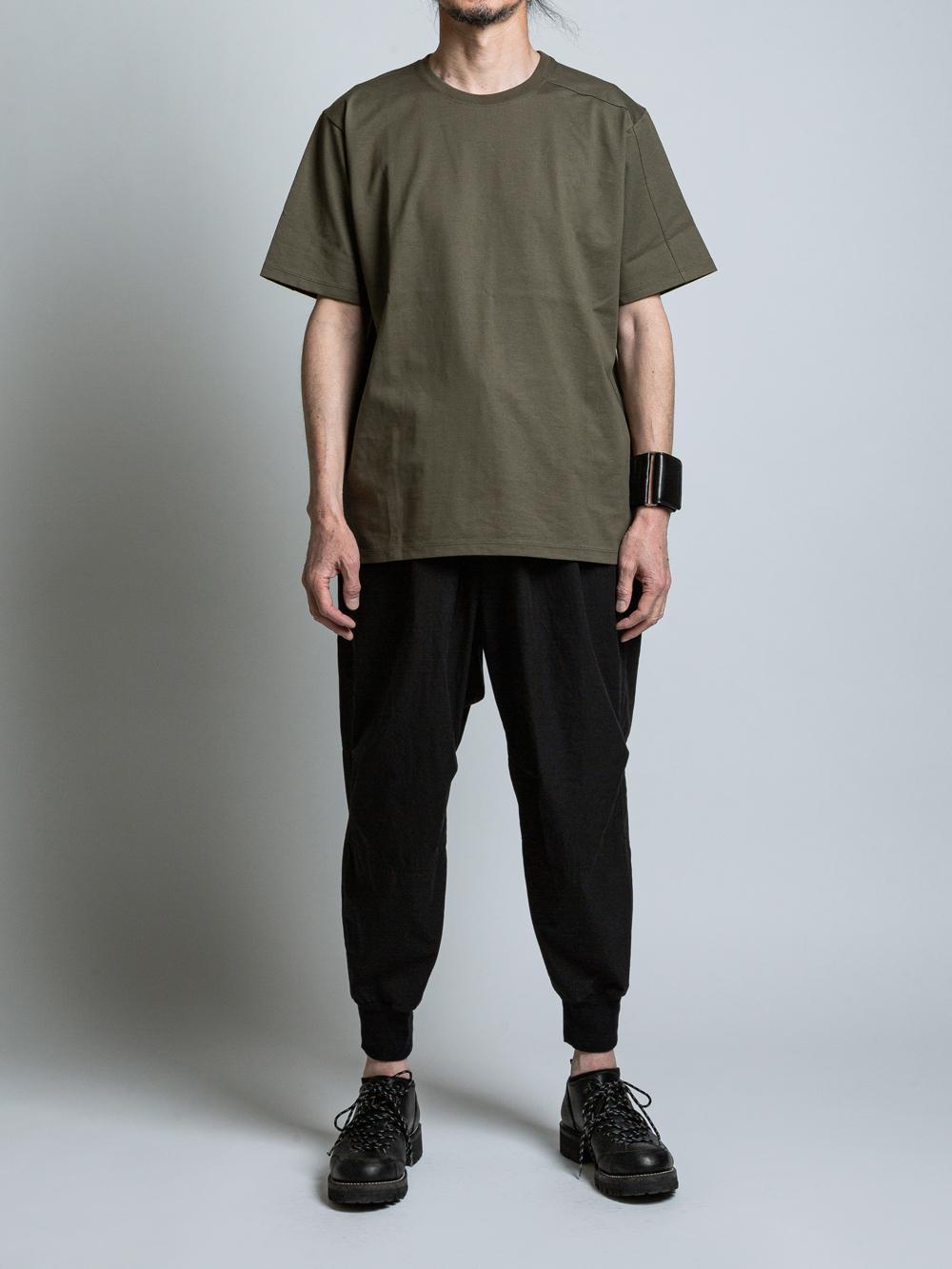 VI-SP-065-01 / コットン天竺Tシャツ