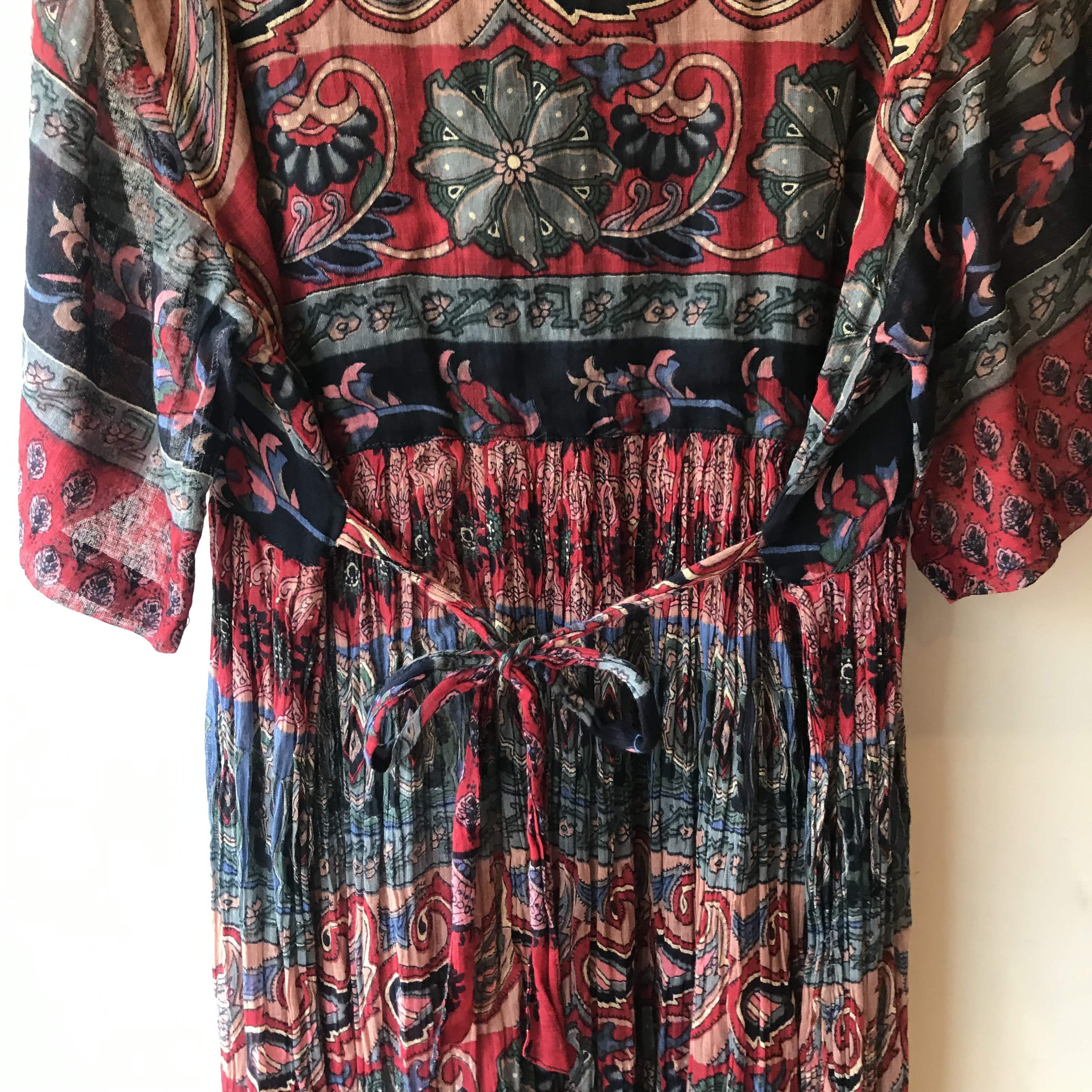 Indian cotton onepiece