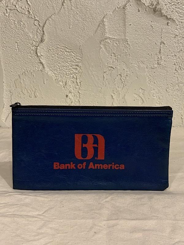 "BANK BAG "" BANK OF AMERICA """