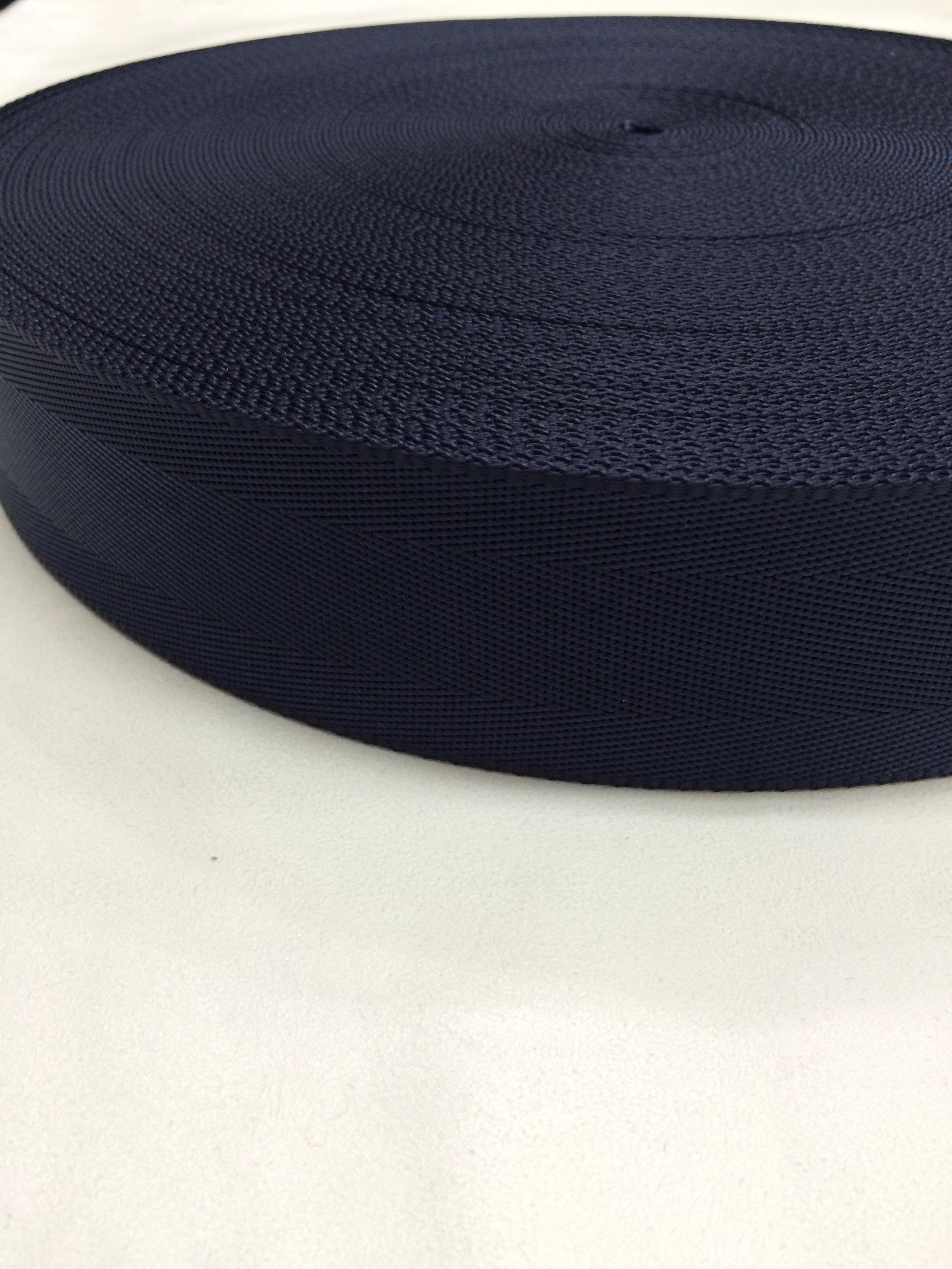 ナイロンシート織  50mm幅 1.3mm厚 カラー(黒以外) 1m単位
