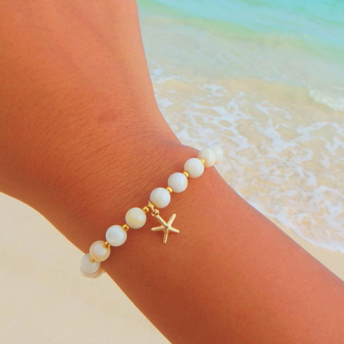Stone Ruber Bracelet