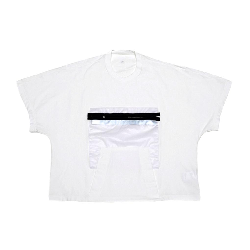720CPM2-WHITE / リフレクターポケット Tシャツ