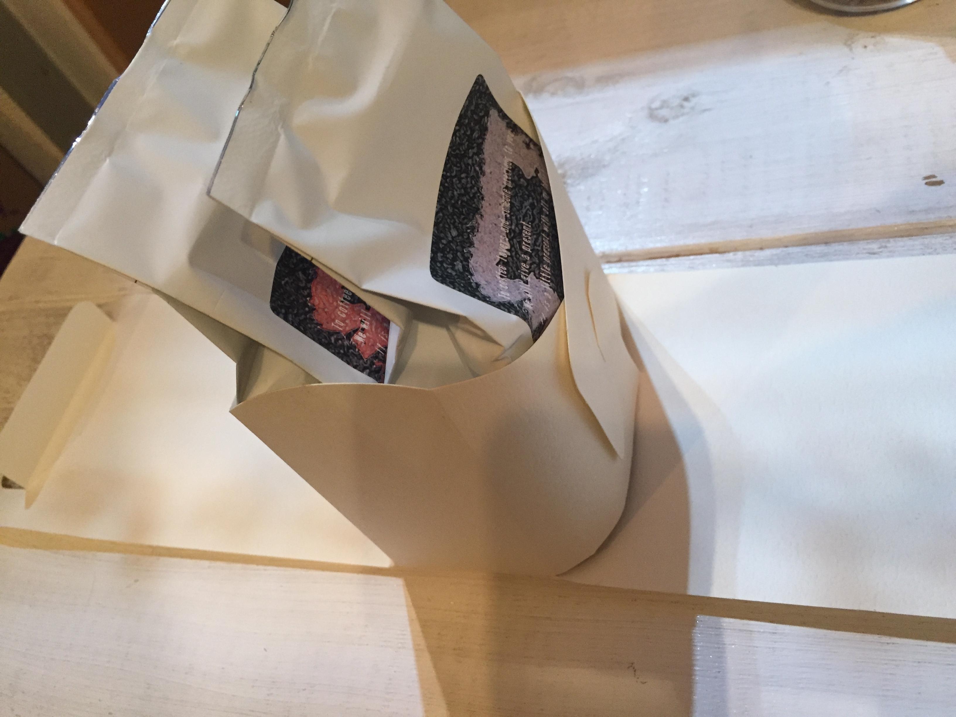 プレゼント用 手提げ包装紙