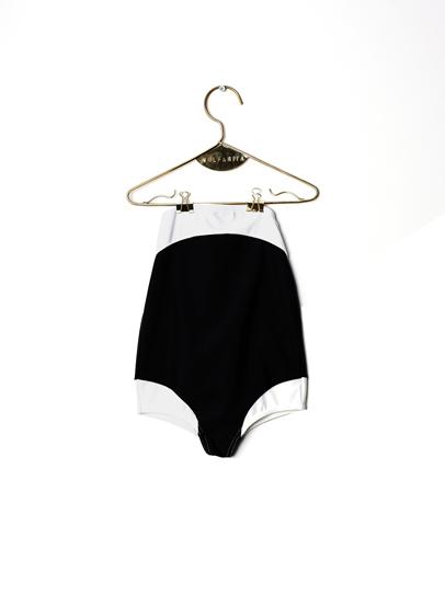 《WOLF & RITA 2018SS》DANIELA swimsuit / black / 2-8Y