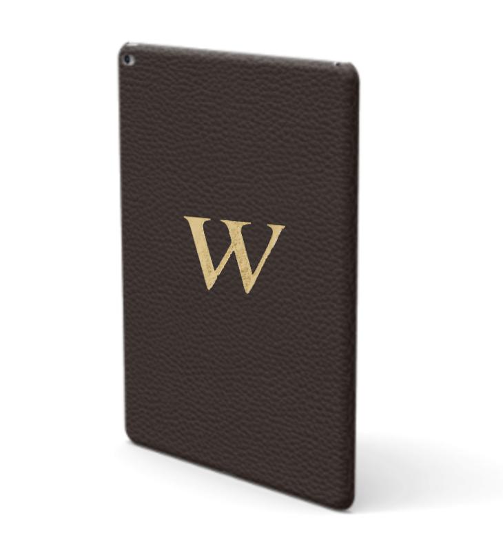 iPad Premium Shrink Leather Case (Cigar Brown)