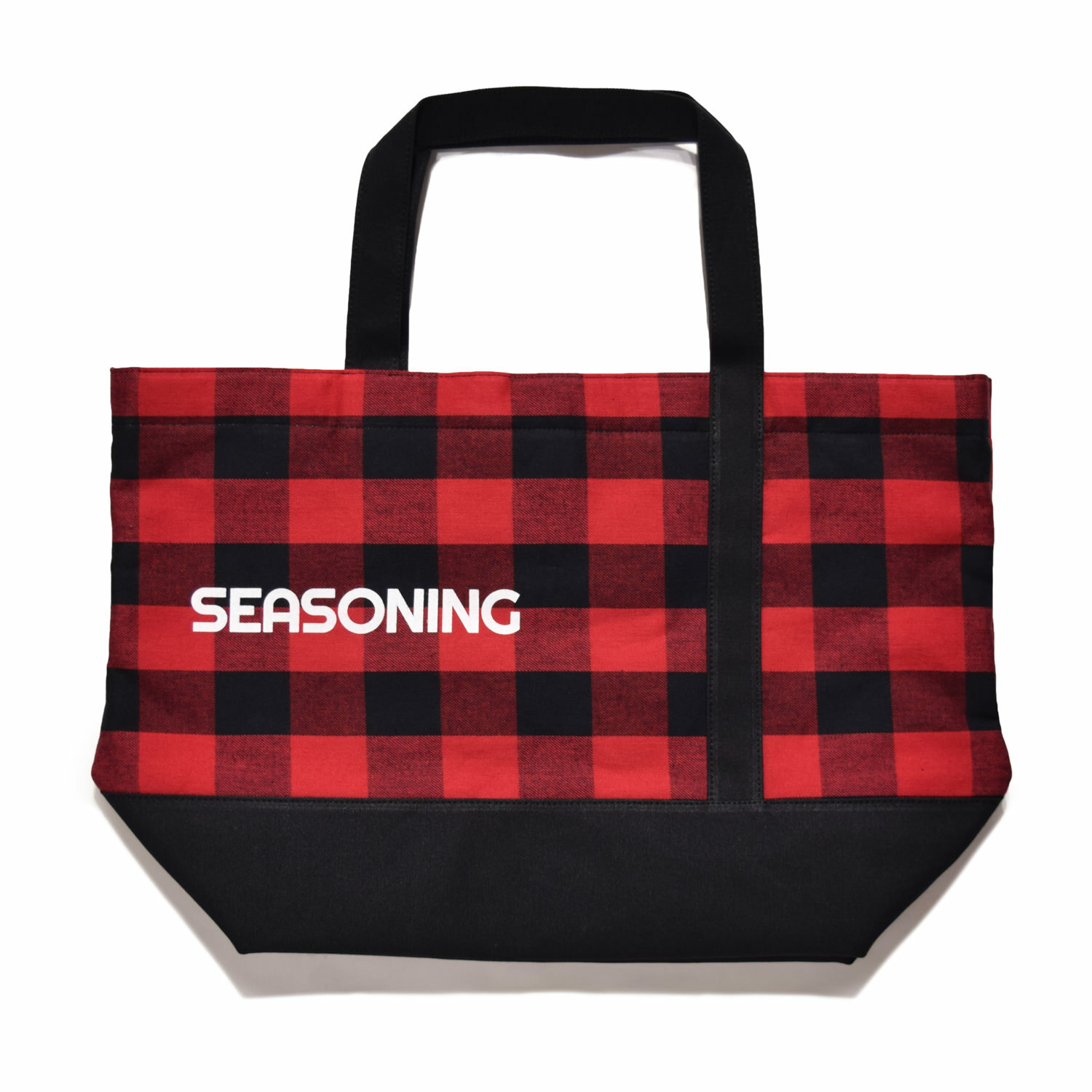 SEASONING TOTE BAG LARGE - RED