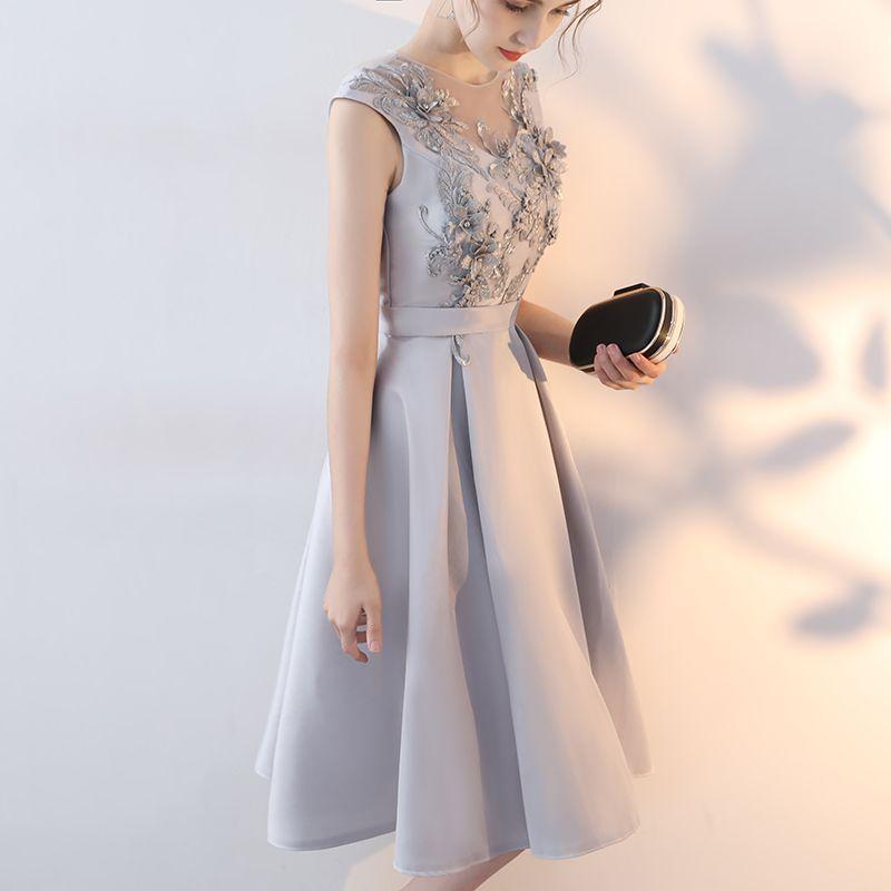 ロングドレス レディース イブニングドレス 2018 ディナー パーティー 卒業 パーティードレス T040096004