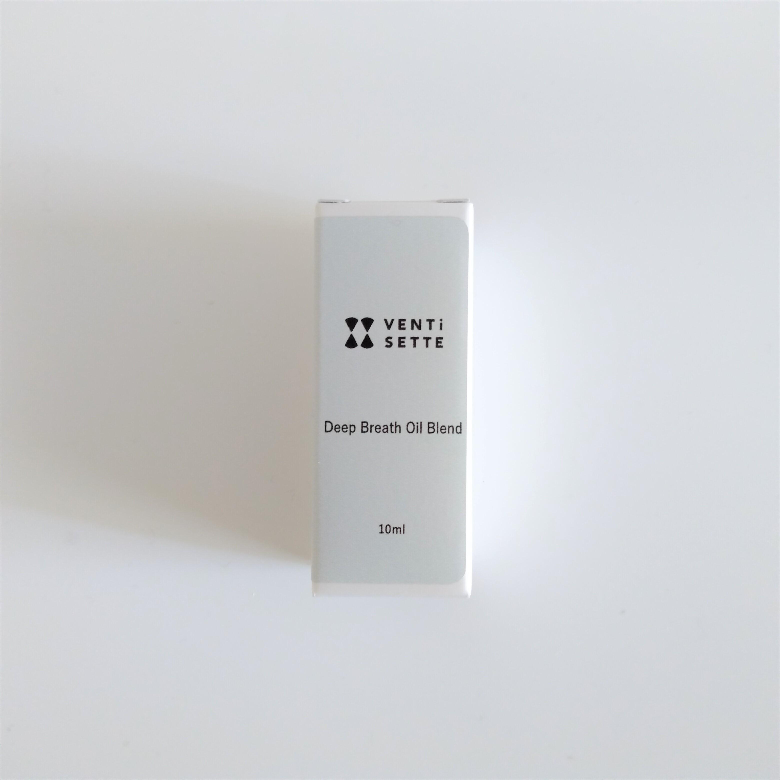 Deep Breath (ディープブレス) ブレンド 10ml