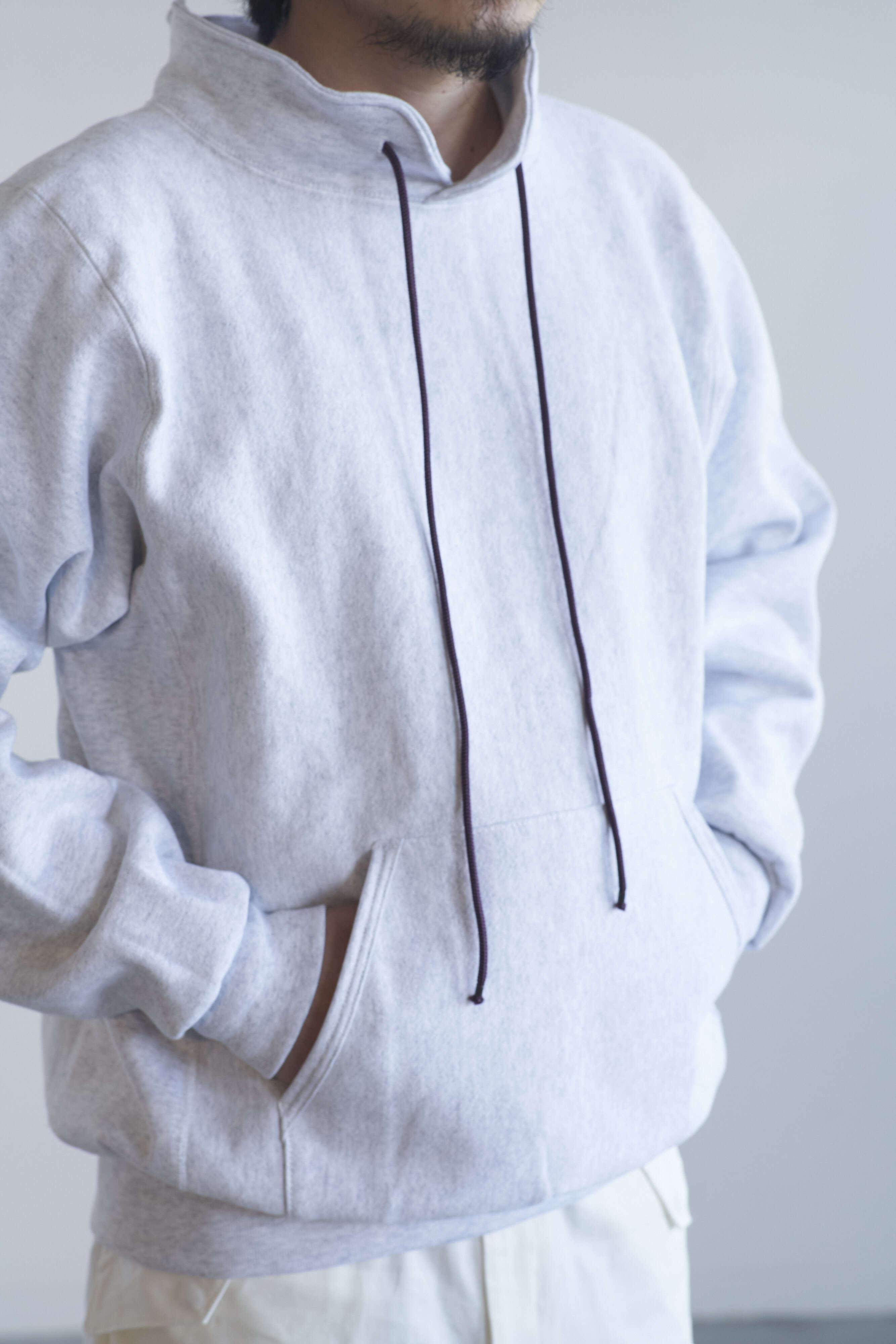 LIFE WEAR Heavy Weight Cowl neck  Sweat shirts(PEARL19別注 Original Sweat)