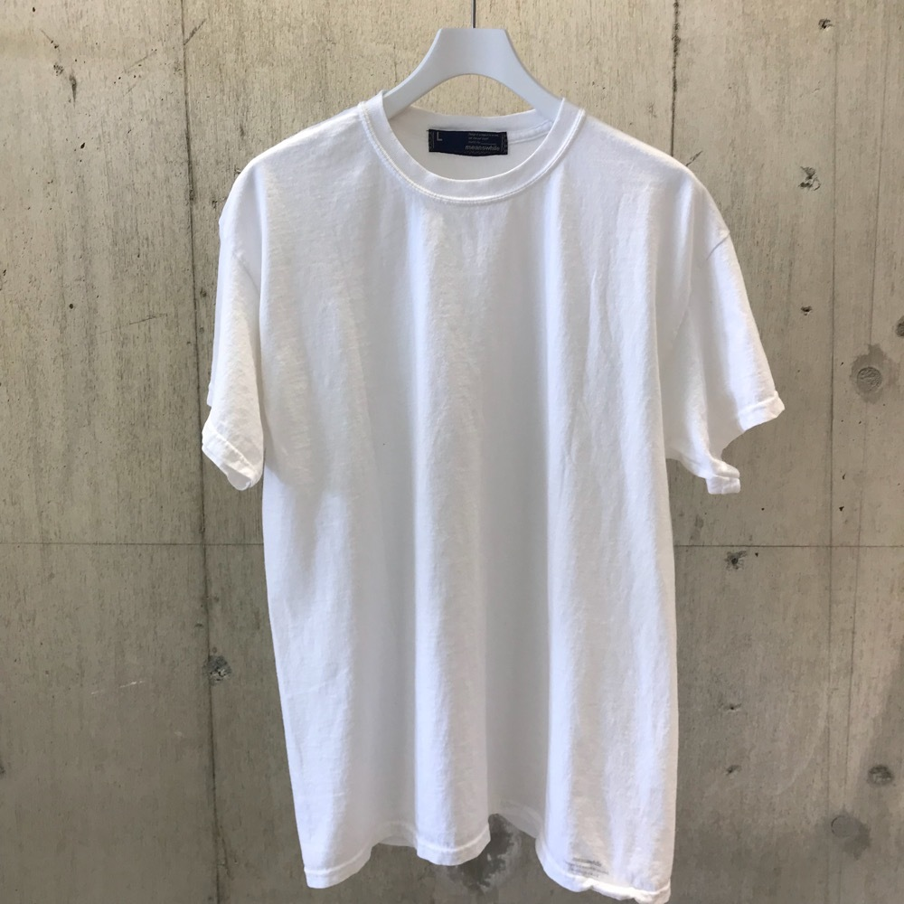 meanswhile Anti-Stain 2 Pack Tee