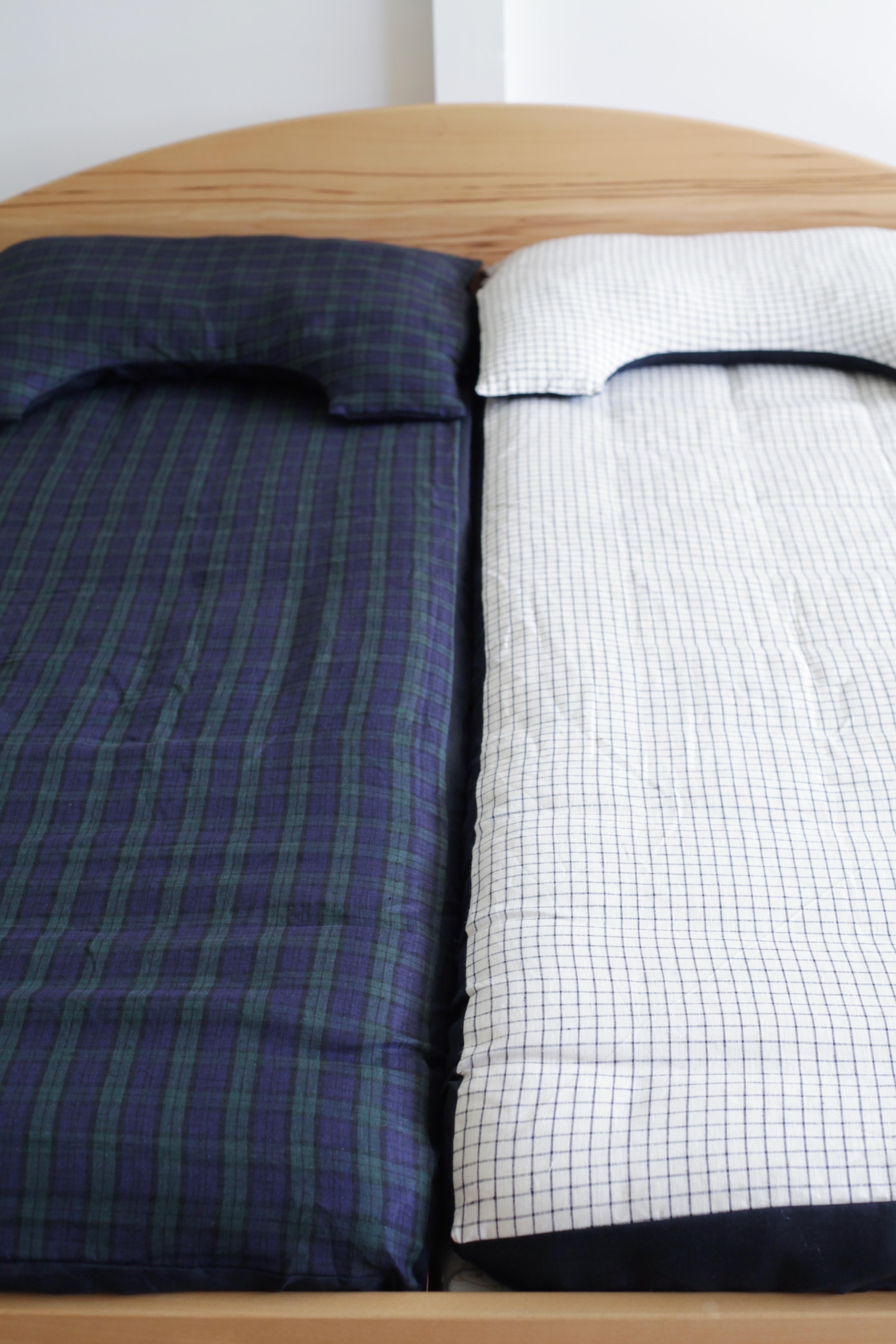 【fog linen work(フォグリネンワーク)×眠家】 リネン ボックスシーツ(シングルサイズ)【minka限定アイテム】