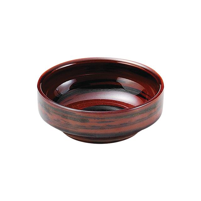 【1712-6010】強化磁器 11.5cmすくいやすい食器 なつめ