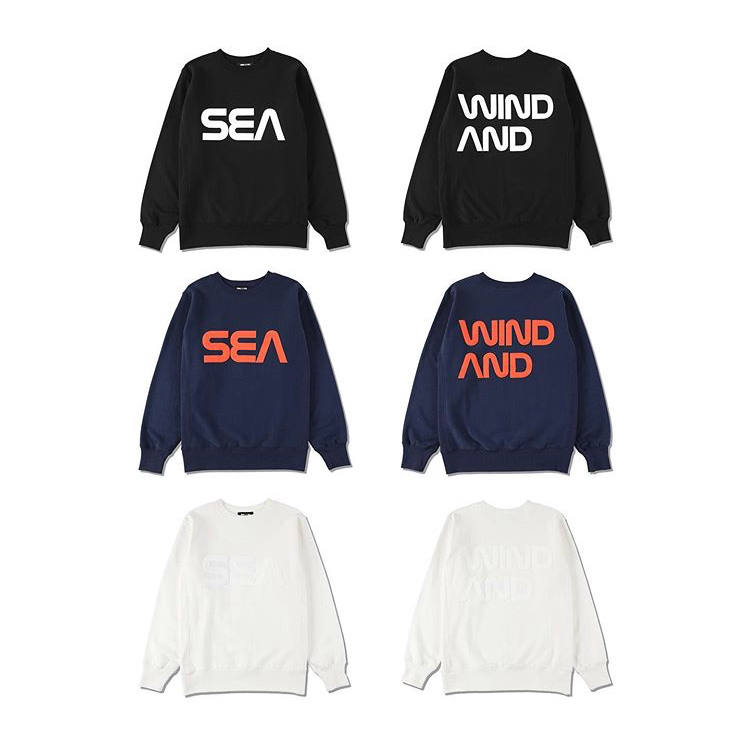 WDS SEA(SPC)SWEAT SHIRT