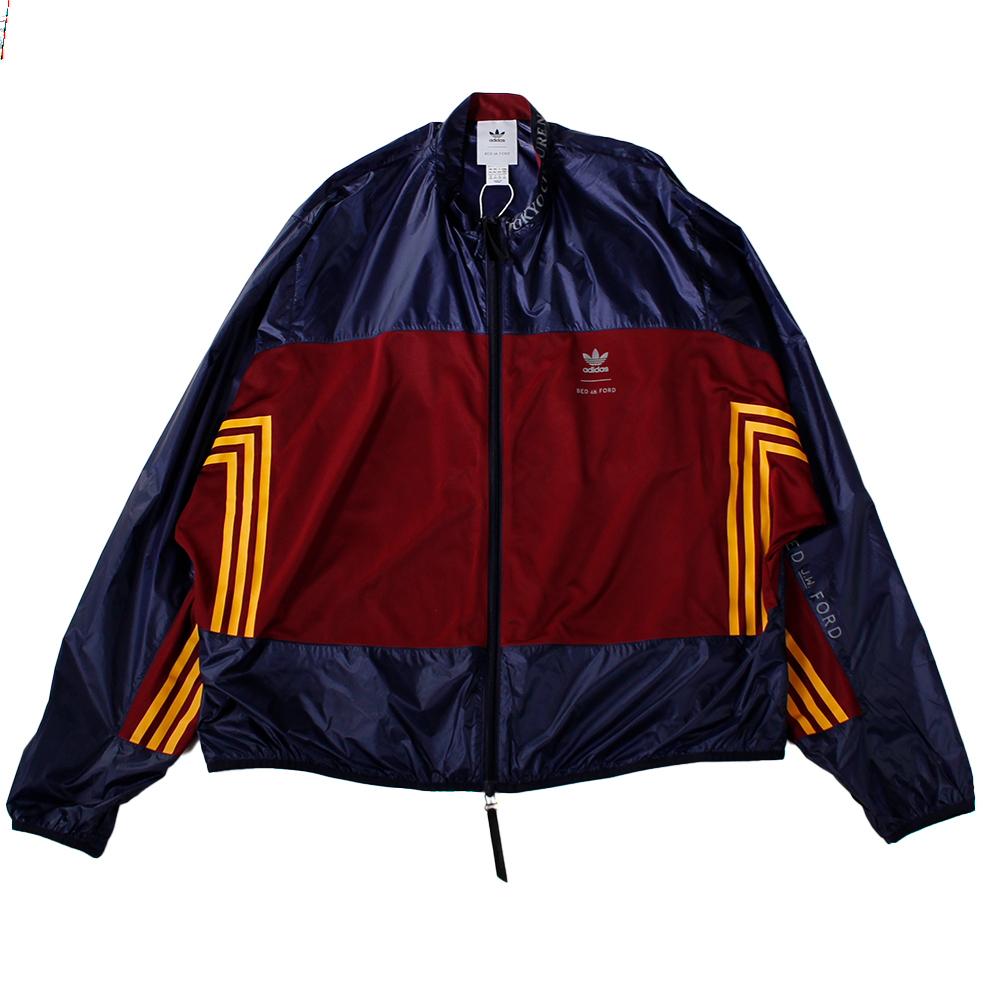 BED J.W. FORD × ADIDAS Wind Breaker