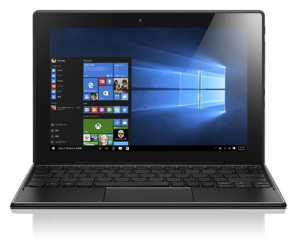 [Lenovo 2in1 タブレット ideaPad Miix 310]