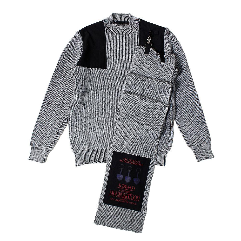 YUKI HASHIMOTO Knit Sweater